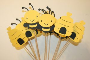 bee decorations
